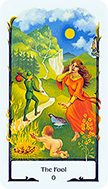 View Tarot of the Old Path